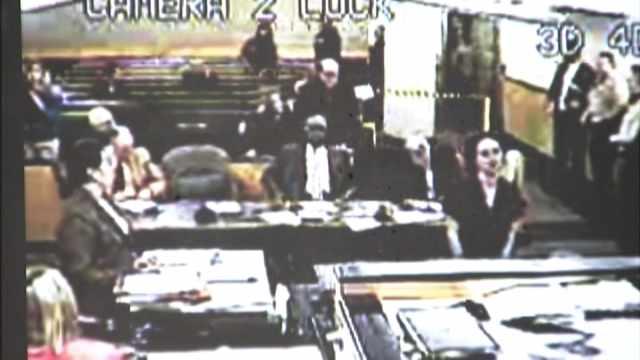Jessica Van Wechel in court Thursday