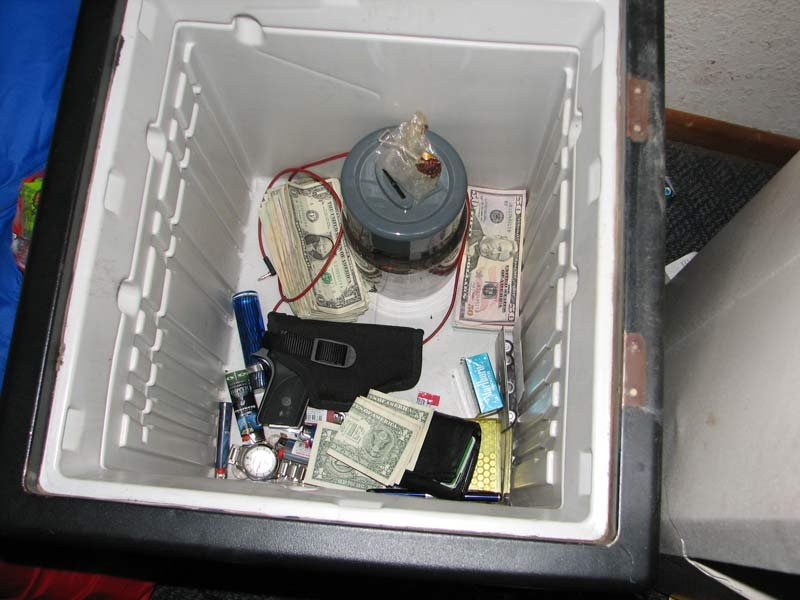 Evidence photo provided by Clark County Sheriff's Office
