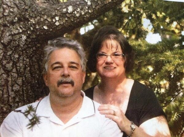 Bill and Michelle Pearson, photo provided by family