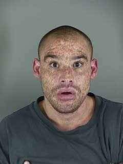 Christopher Vanorden, most recent jail booking photo