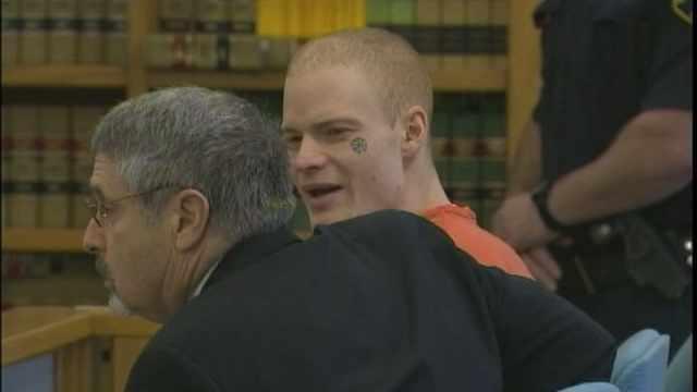 David Pedersen in court, file image