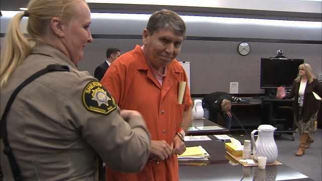 David Herman, in court Thursday