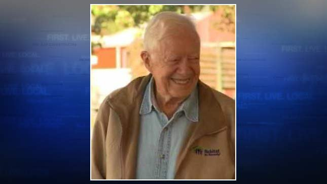 Jimmy Carter, file image