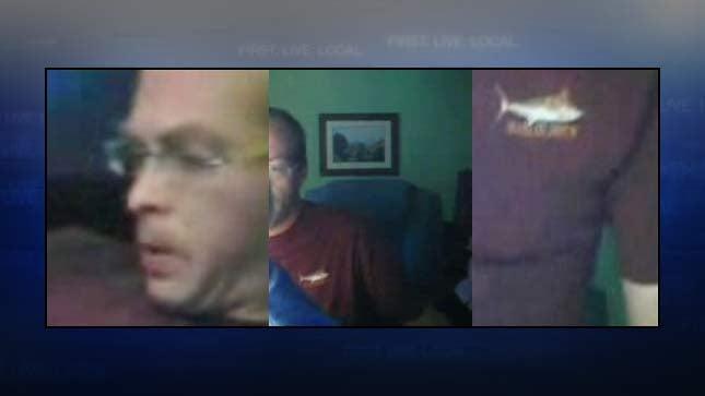 Wanted child sex abuse suspect, John Doe 28. Photo: FBI