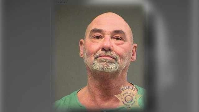 Gregory Glanville, booking photo
