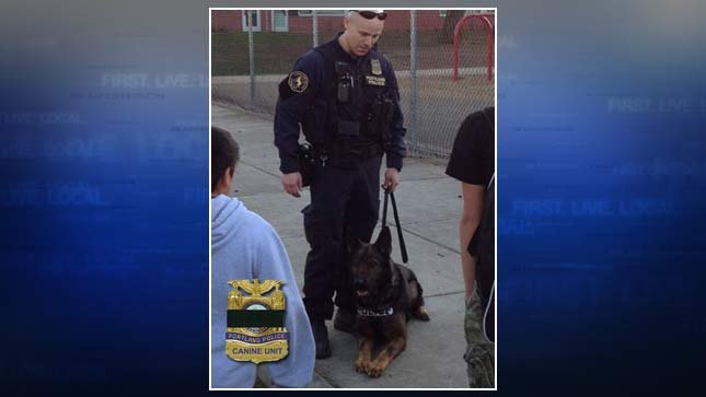 Officer shot in line of duty on his K-9 partner: 'Mick saved my life'
