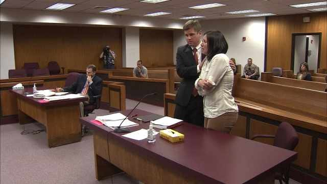 Denise Keesee, in court Monday