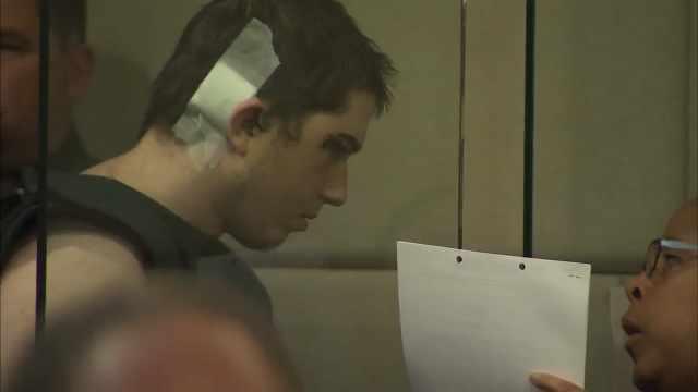 Paul-Alan Ropp, in court Monday