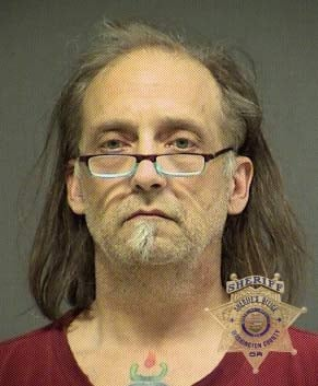 Gregg Jensen, booking photo