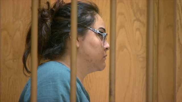 Teresa Hernandez, file photo from previous court appearance