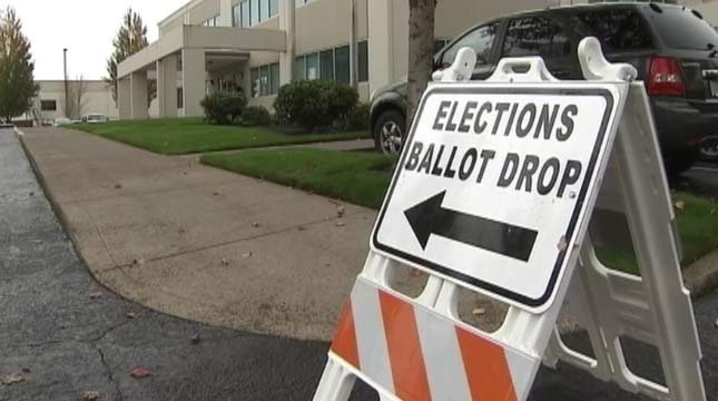 The deadline to drop off ballots is 8 p.m. Tuesday.