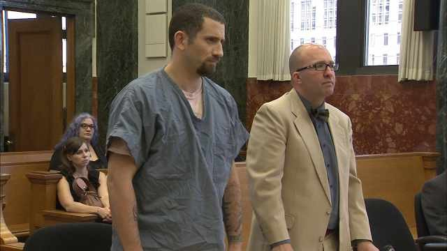 Joshua Robinett changed his plea to guilty.