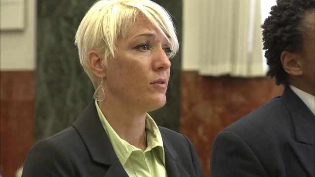 Michelle Worden-Brosey changed her plea to no contest.