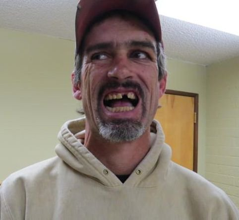 Mug shot of Daniel Martinson. Photo: Oregon State Police.