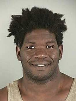 Jason Demby, 2013 booking photo