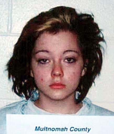 Jenna Montgomery booking photo