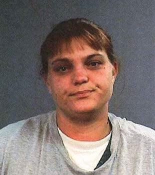 Michelle Chandler, booking photo