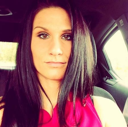 Nicole Laube died after being stabbed at the Commons at Timber Creek apartment complex.