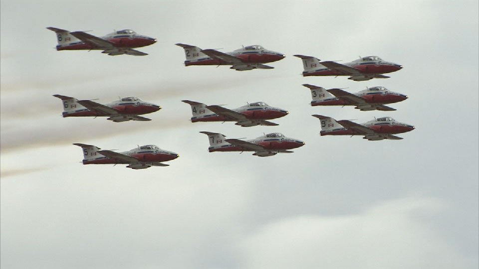 The Canadian Forces Snowbirds will be at the air show for the first time in 20 years.