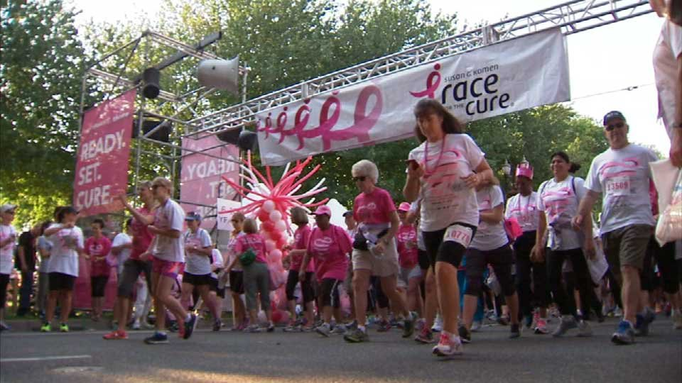 Join us at the Komen Oregon and SW Washington Race for the Cure on Sunday, September 16,
