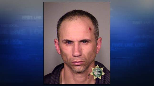 Teddy Stivahtis Jr. booking photo from June 2014