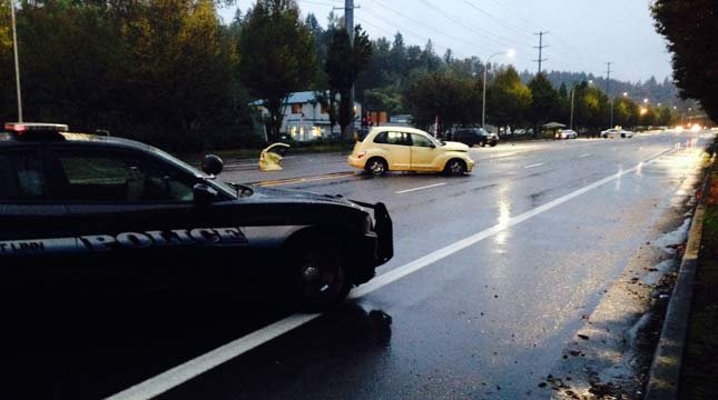 Fatal crash shut down Hwy 212 in Clackamas