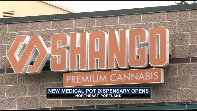 Second Shango Dispensary opens in Portland