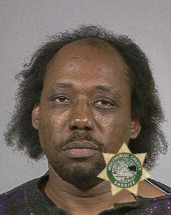Walter Howard, 1995 jail booking photo