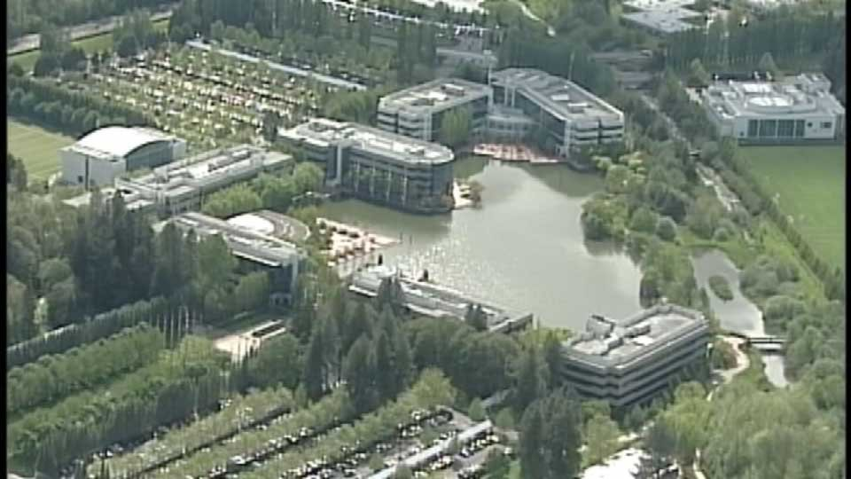 Nike's headquarters in Beaverton