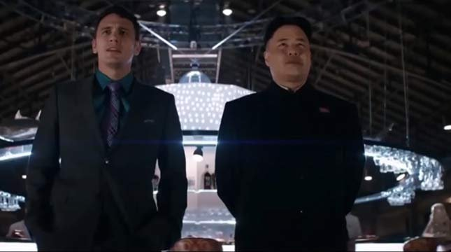 Sony announced today that the comedy, which prompted an international incident with North Korea and then outrage over its canceled release, would be in a number of theaters on Christmas Day.