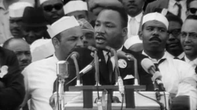 Martin Luther King Jr. file image
