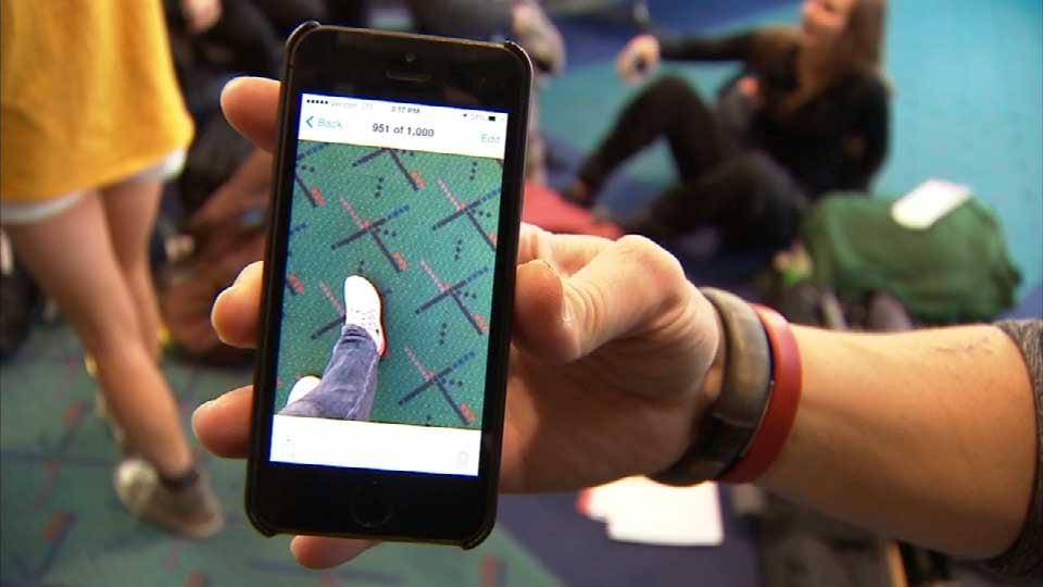 PDX Carpet Removal Gets Underway KPTV FOX 12