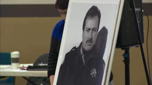 Photo of Officer Frank Ward
