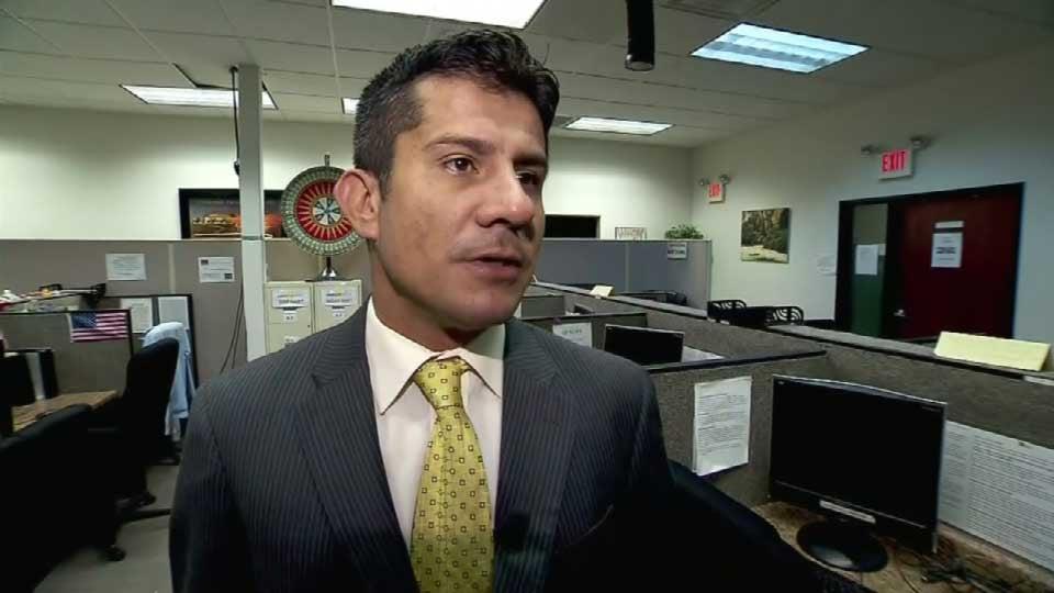 Mario Gonzalez (Photo:CNN/KLAS)