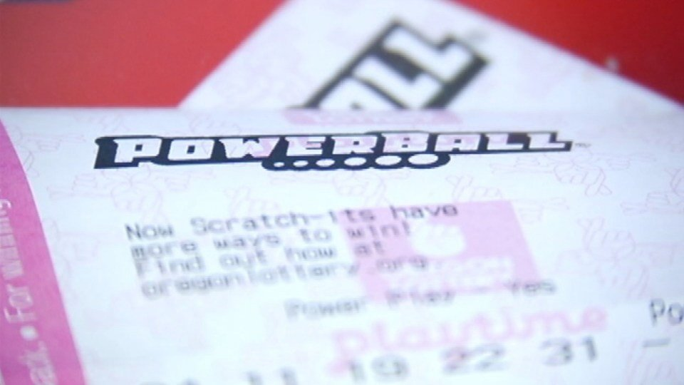 Wisconsin Rapids Powerball victor  named