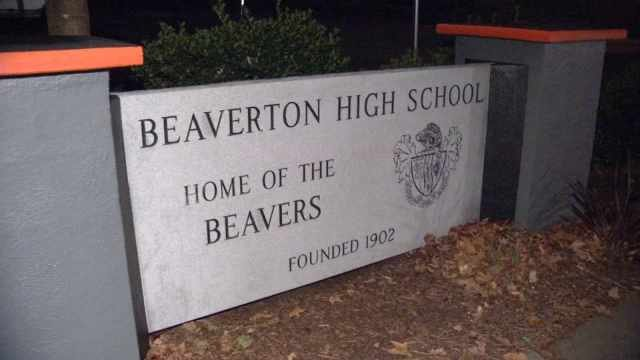 Beaverton High School, file image