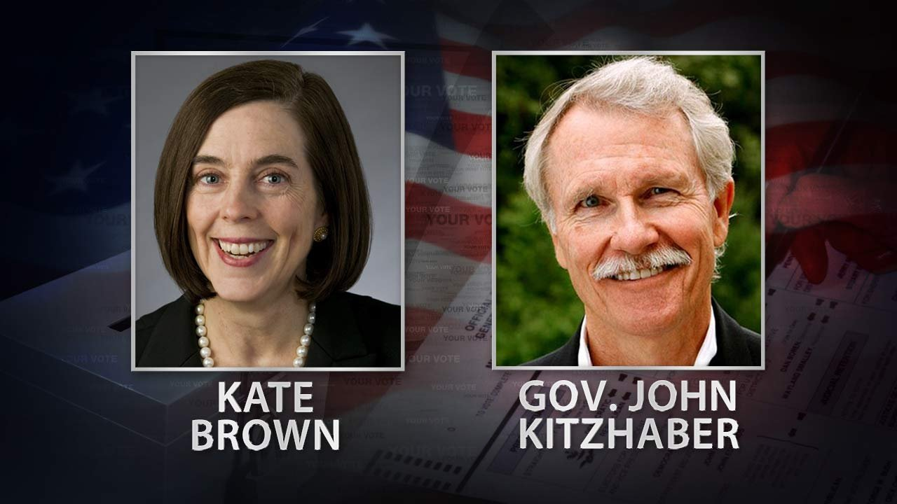 A spokesman for Kate Brown, Tony Green, says he doesn't know why Brown left the conference for the National Association of Secretaries of State. She is president of the organization.