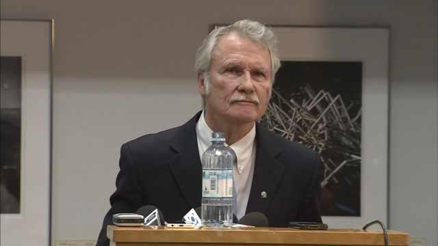 Former Gov. John Kitzhaber (File)