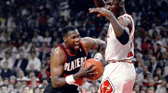 Jerome Kersey died from a blood clot that traveled from his leg into his main pulmonary arteries.