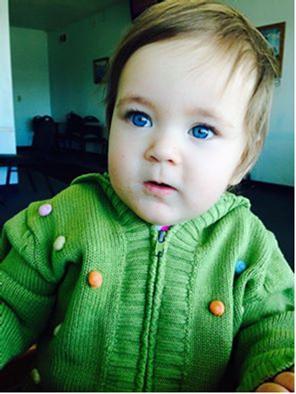 Missing 1-year-old girl, Kiera Burke