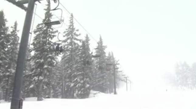 Mount Bachelor, file image