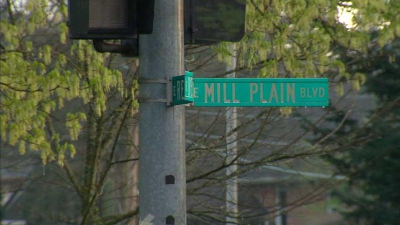 Car Crash Mill Plain Vancouver Wa