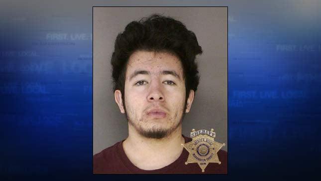 Jaime Tinoco, latest jail booking photo