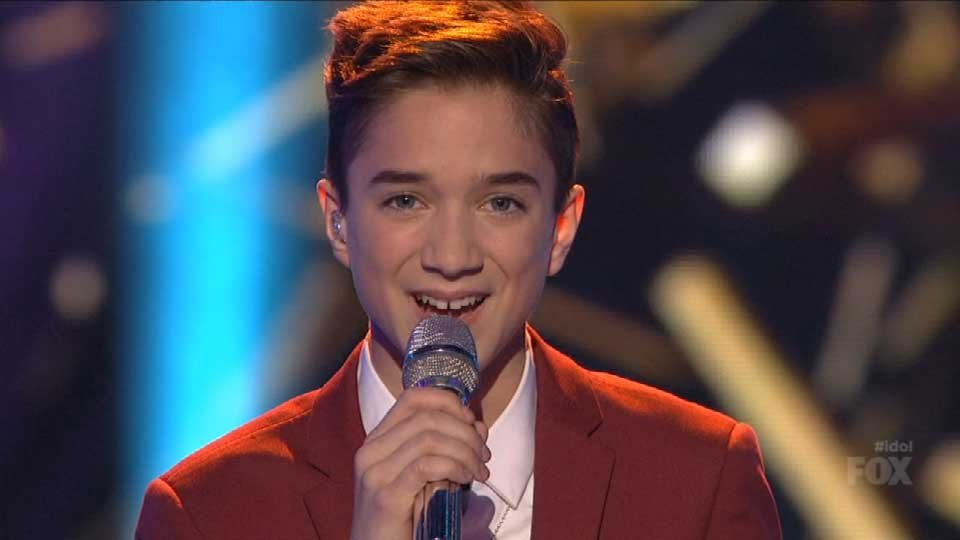Vancouver Teen Daniel Seavey Voted Off American Idol
