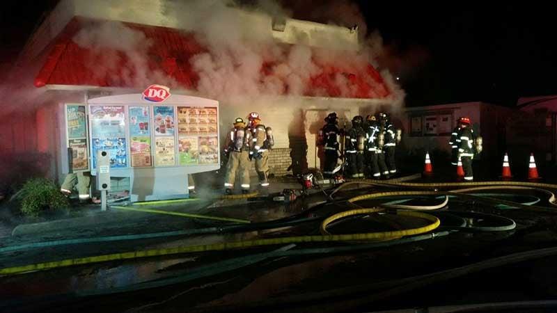 Photo: Newberg Fire Dept.