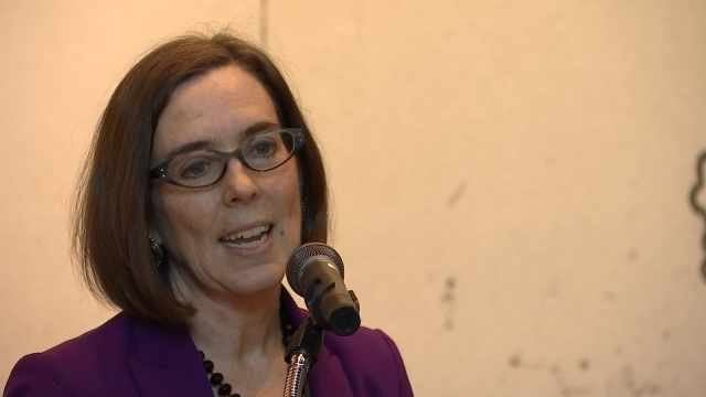 Gov. Kate Brown (KPTV file image)