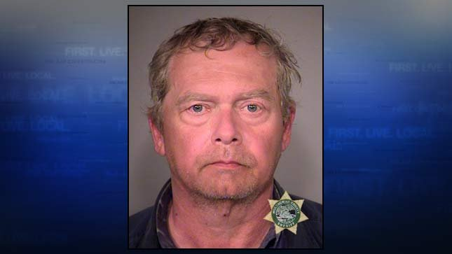 Kenneth Binder, jail booking photo