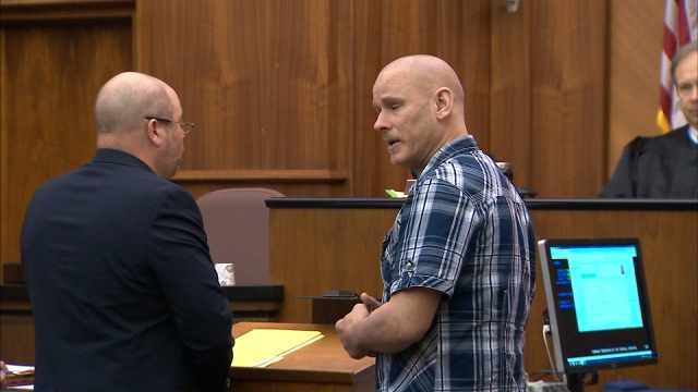 Scotty Rowles in court Tuesday