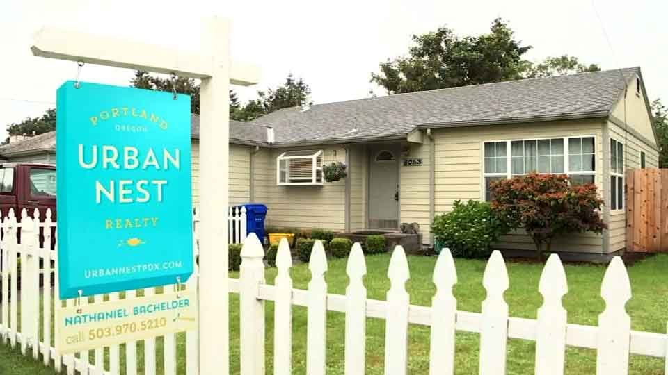 Within three days of listing their home for sale, Rob and Holly Marsh already had four offers