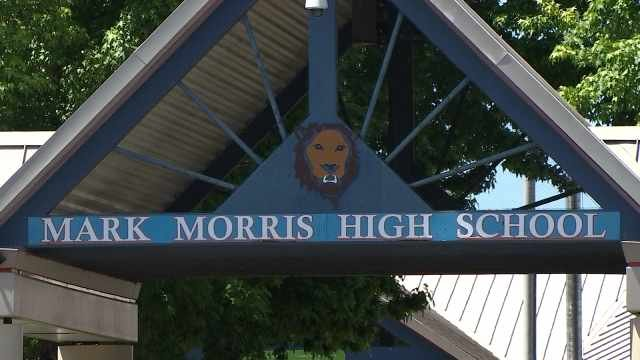 Mark Morris High School (KPTV file image)